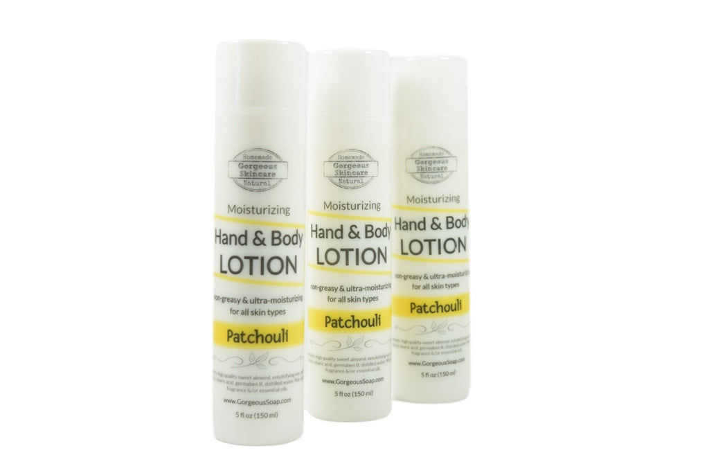 Patchouli Hand & Body Lotion