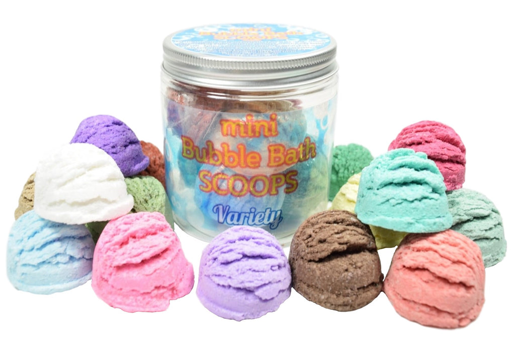 Mini Bubble Bath Scoops
