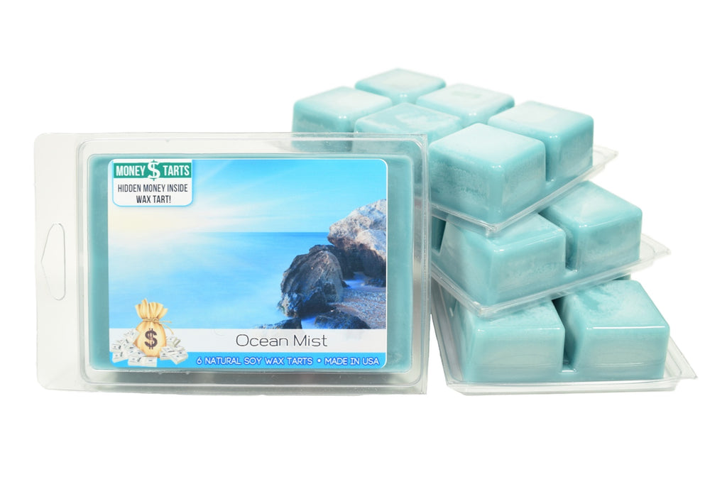 Ocean Mist Money Wax Tarts
