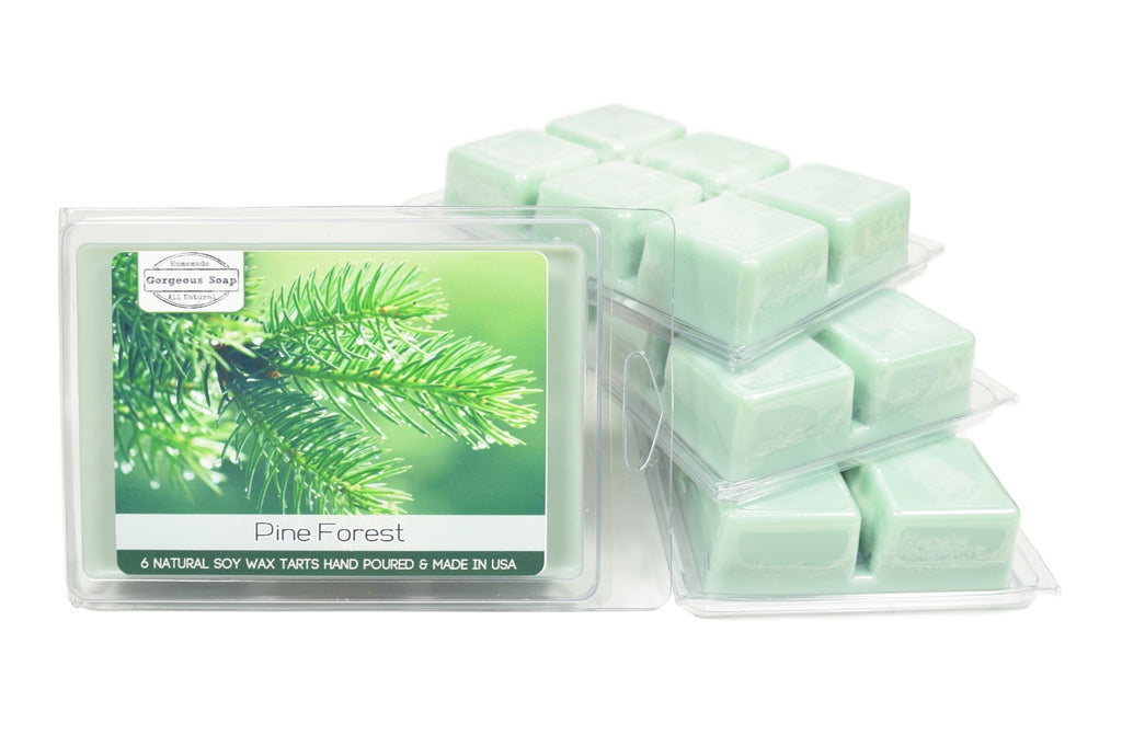 Pine Forest Wax Tarts
