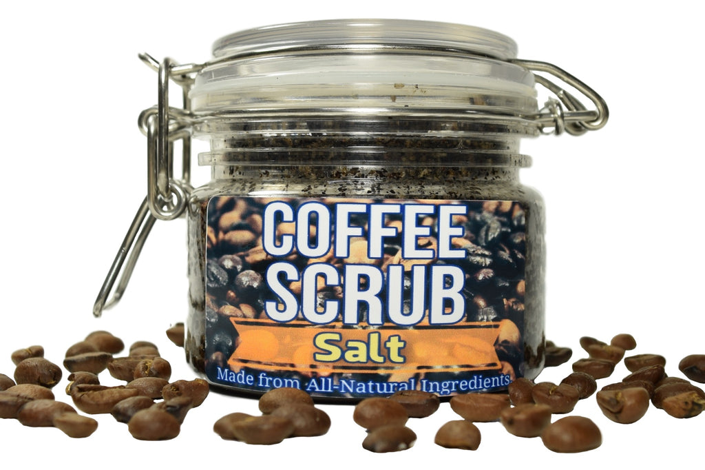 Coffee Scrub With Epson Salt