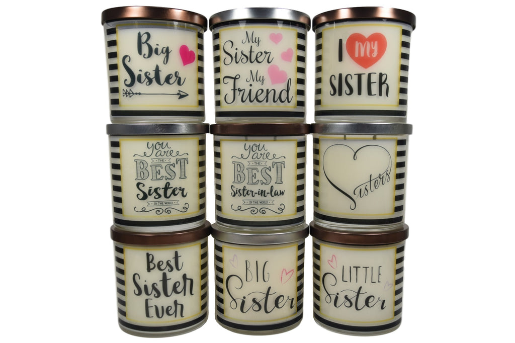 Heart Sister Soy Candle
