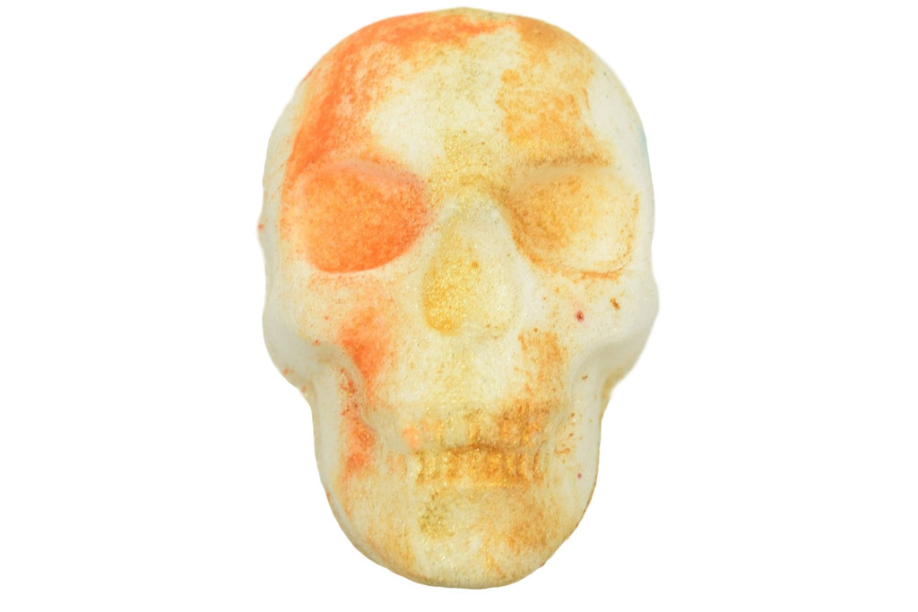 Country Lemonade Skull Bath Bombs with Epsom Salts