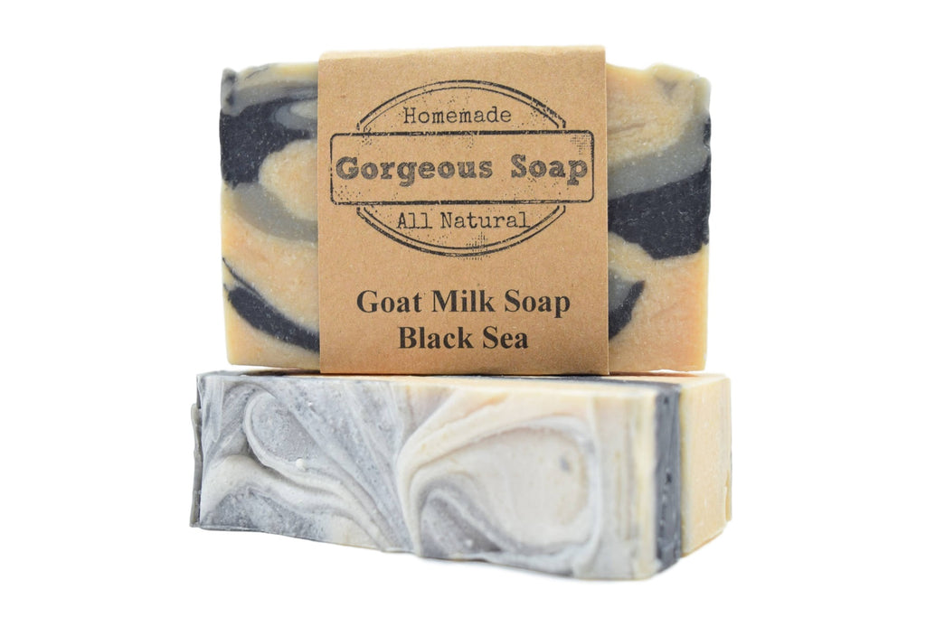 Black Sea Goat Milk Soap