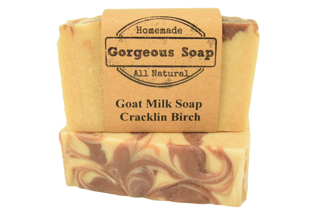 Cracklin Birch Goat Milk Soap