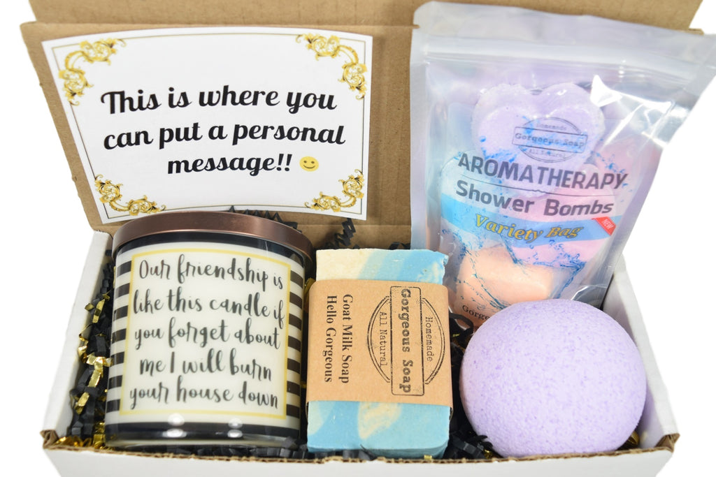 Custom Friendship Gift Box