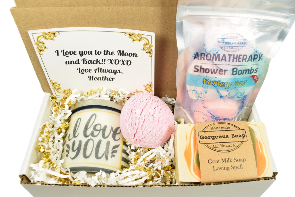Custom Love You Gift Box