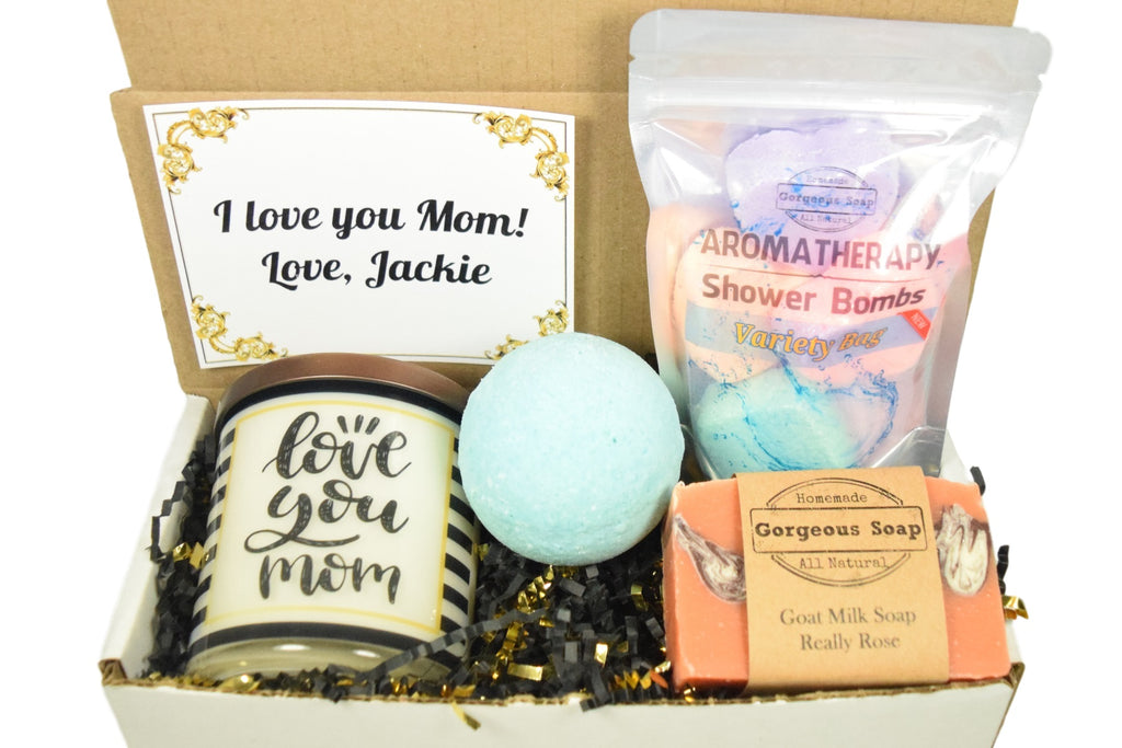 Custom Mom Gift Box