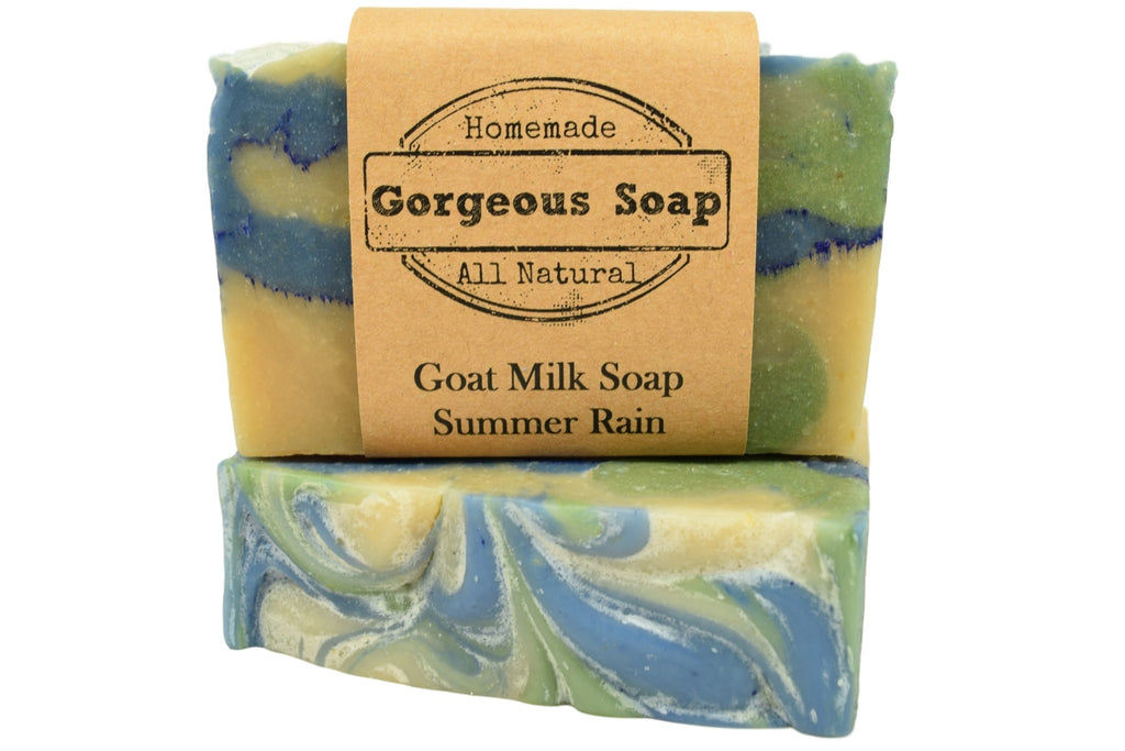 Summer Rain Goat Milk Soap