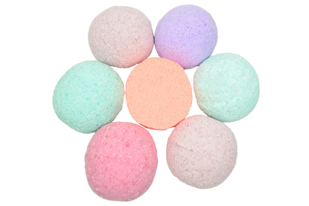 Bath Bomb Tube Set Of 4