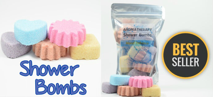 Shower Bombs