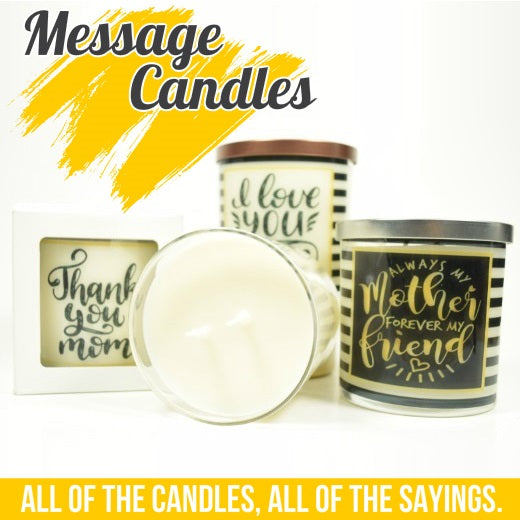 Message Candles