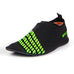 Foldable Aqua Beach Water Shoes for Swim or Diving with Anti-slip Bottom,  - Avenue Of Angels