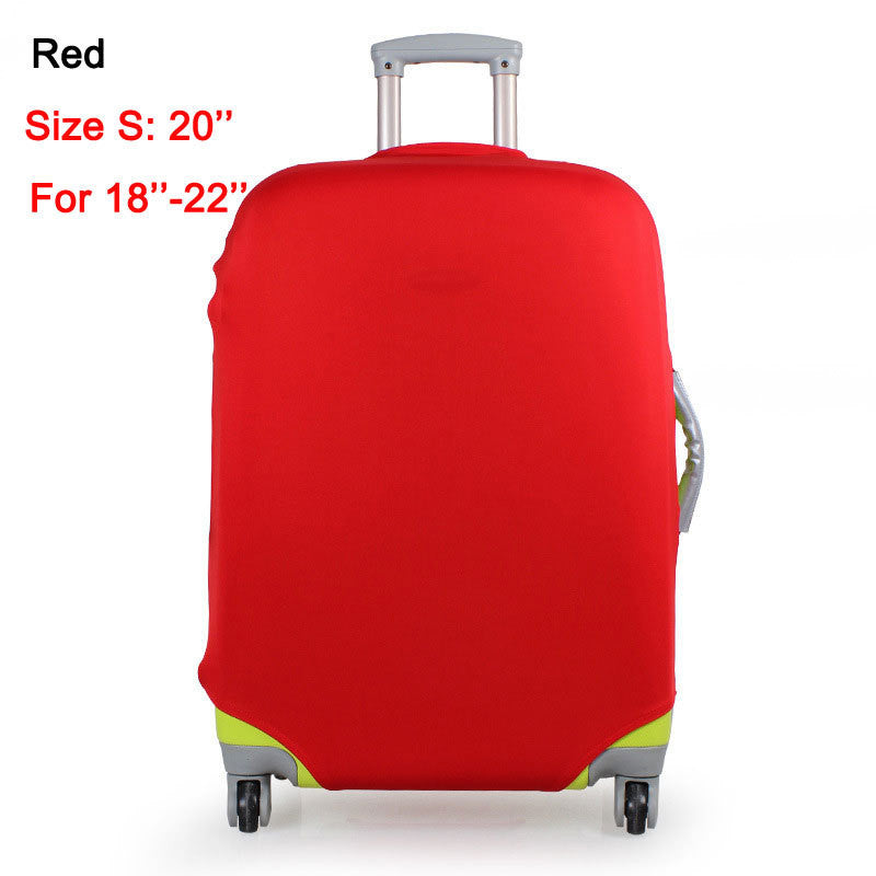 Travel Luggage Suitcase Protective Stretch Cover,  - Avenue Of Angels
