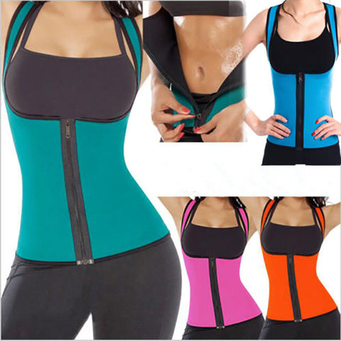 EXTREME Blue slimming thermo self heating slimming belt,  - Avenue Of Angels