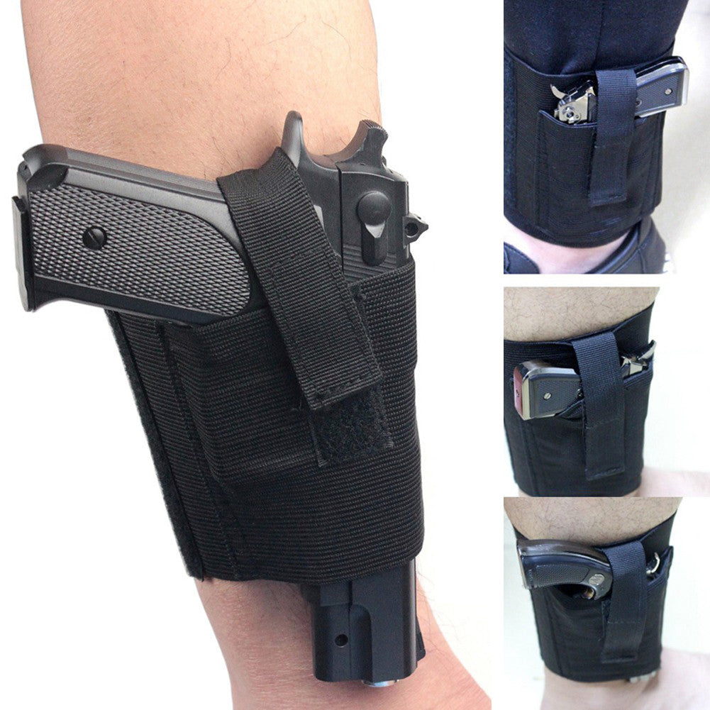 Concealed Ankle Holster Strap Belt or Leg Gun Holster,  - Avenue Of Angels