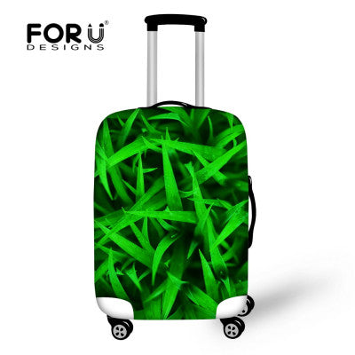 Beautiful Nature Elastic Luggage Protective Dust Covers - Suitcase Cover,  - Avenue Of Angels