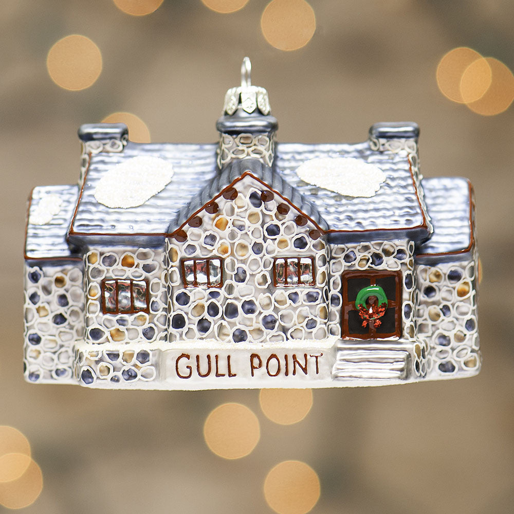 Gull Point Ornament