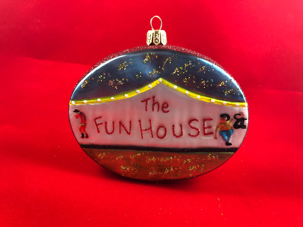 Fun House Ornament - will be getting more in 2019