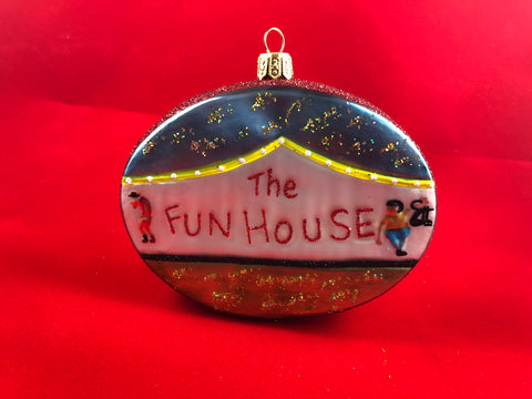 Fun House Ornament