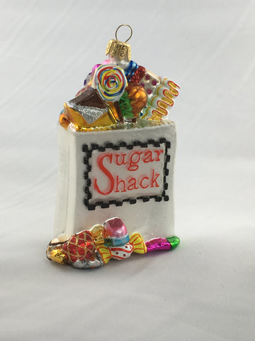 Sugar Shack Ornament