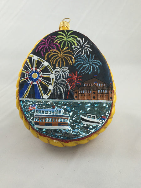 Lake Geneva Venetian Festival Ornament