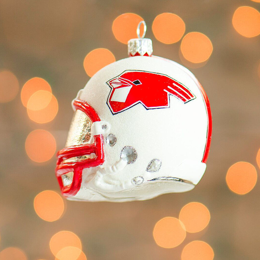 Middleton Cardinals Helmet Ornament