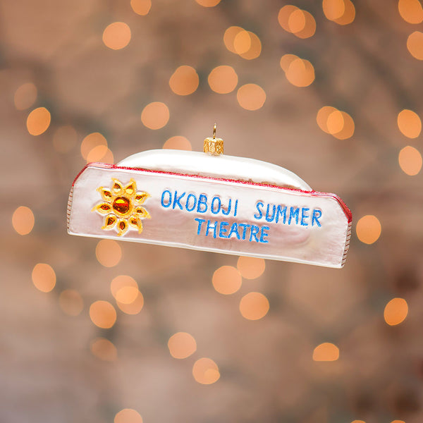 Okoboji Summer Theatre Ornament