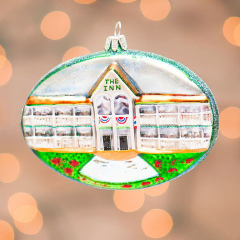 The Inn at Okoboji Ornament - 2011
