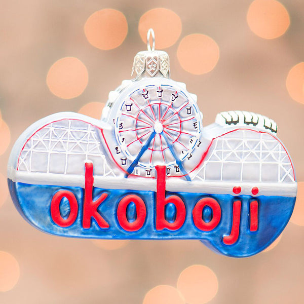 Okoboji Ornament - retired