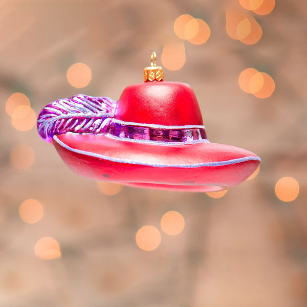 Red Hat Ornament (Sold Out)