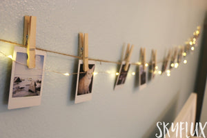 How to Display Polaroid Pictures