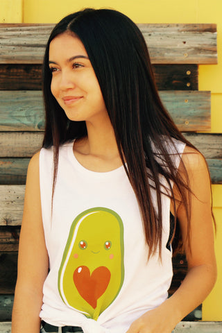 Avocado Tank Top