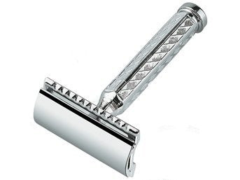Merkur 42c - 1904 Safety Razor - Three Piece
