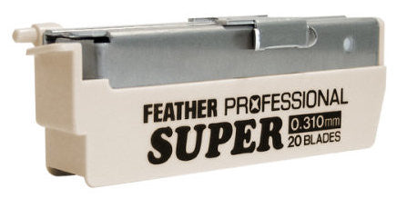 Feather - Pro Super - Artist Club Blades
