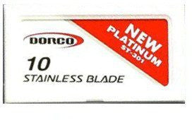 Dorco ST301 - Double Edge Razor Blades - 100 pack