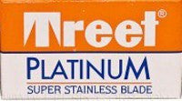 Treet Platinum - Double Edge Razor Blades - 200 pack