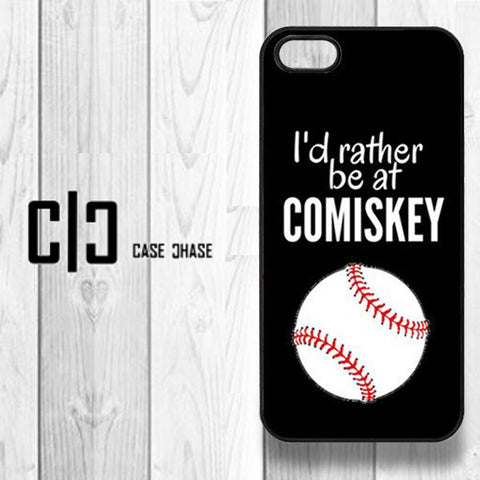 I'd Rather Be At Comiskey