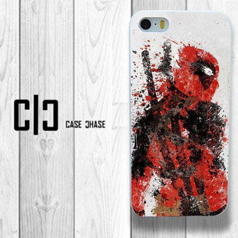 Deadpool Art For Iphone