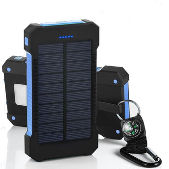 CASECHASE Solar Power Bank