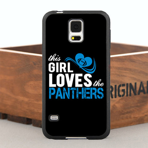 The Girl Loves The Panthers