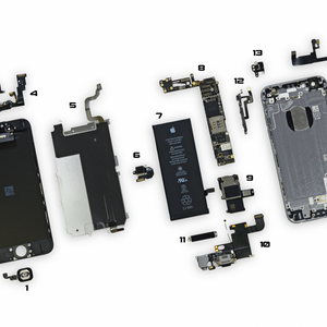Fix your iPhone and Save your Dollars with iPhone Repair Parts
