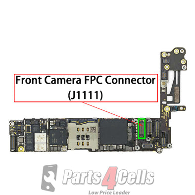 iPhone 6 Front Camera Connector Port Onboard (J1111)