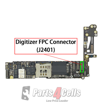iPhone 6 Digitizer Connector Port Onboard (J2401)