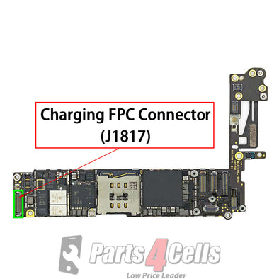 iPhone 6 Charging Port Connector Port Onboard (J1817)