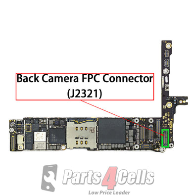 iPhone 6 Plus Rear Camera Connector Port Onboard (J2321)