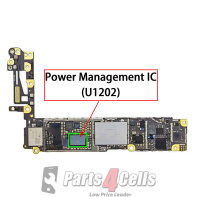 iPhone 6 / 6 Plus Power Management Big IC #338S1251-AZ (U1202)