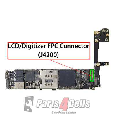 iPhone 6S LCD / Digitizer Connector Port Onboard (J4200)