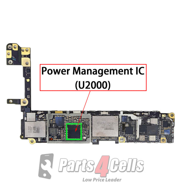 iPhone 6S / 6S Plus Power Management Control Big IC #338S00155 / #338S00122 (U2000)