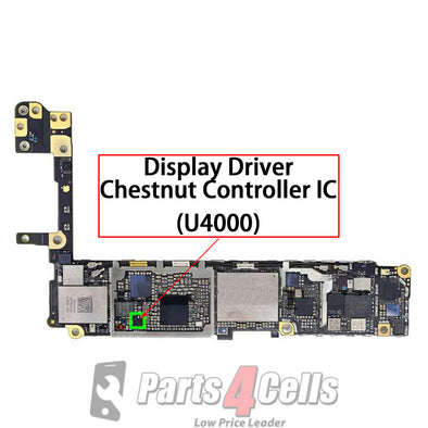 iPhone 6S LCD Display Driver Chestnut Controller IC #65730A0P (U4000)